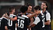 Une Juventus séduisante domine le derby face au Torino