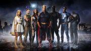 Teaser sombre et alléchant pour la série de super-héros de Seth Rogen