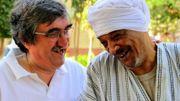 Bernard Baumans se rend depuis plus de 15 ans au Caire
