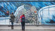 Berlin va poser une rambarde pour protéger le Mur des graffitis