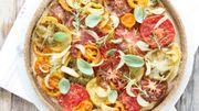 Recette: Tomato-tarte