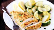 La recette à 3 ingrédients de Candice: Poulet en croûte d'houmous