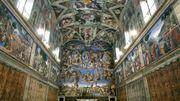 La Chapelle Sixtine, photographiée avec une précision inédite