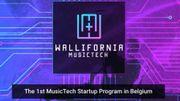 Premier Wallifornia MusicTech sur le site des Ardentes à Liège