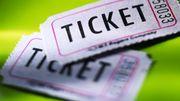 Attention à la législation pour les tickets de concert de deuxième main!