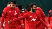 Liverpool s'est entraîné sur le terrain du FC Veldwezelt, un club de 3e provinciale