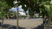 Place aux Foires à Marche-en-Famenne : retour aux sens de circulation classiques