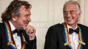 Jimmy Page et Robert Plant ensemble?