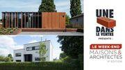 Week-end Maison & Architectes !
