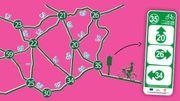 Le réseau points-nœuds cherche des parrains/marraines