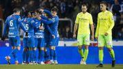 Genk bat Ostende et repousse le Club de Bruges et l'Antwerp à sept points