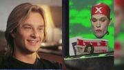 """En 1990, David Hallyday se confie pour l'émission """"Felix"""""""