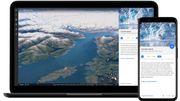 Google Earth vous fait voyager dans le temps