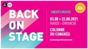 Découvrez Back On Stage, le rendez-vous bruxellois estival des amateurs de musique, en plein cœur de Bruxelles.