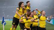 Impérial, le Borussia empoche le derby de la Ruhr à Schalke