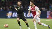 Ajax et Juventus partagent, Ronaldo buteur pour son retour