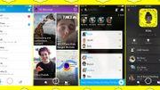 Le nouveau look de Snapchat vivement critiqué par les premiers utilisateurs