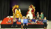 Exit le Père Fouettard à l'AfricaMuseum de Tervuren, place à saint Maurice, ami et non valet de saint Nicolas!