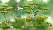 Des soirées pyjama animées sur OUFtivi : Tout en haut du monde et Tante Hilda !