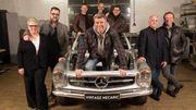 """""""Vintage Mecanic"""": l'émission qui va faire vrombir les passionnés de vieilles voitures!"""
