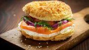 Bagels au saumon fumé, la recette infailliblede Leslie en cuisine