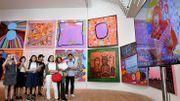 Le musée rêvé de Yayoi Kusama à Tokyo dévoile sa première exposition