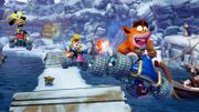Crash Team Racing fera son grand retour sur PS4, Xbox One et Switch