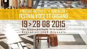 """Le """"Festival d'Orgue d'Août"""" devient le """"Festival Voce et Organo"""""""