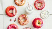 Recette : donuts à la pomme !