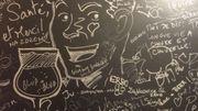 Le musée des égouts lance une collecte de photos de graffitis dénichés dans les WC publics