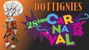 Des Gilles, des oranges, des tambours et tout ce qui va avec le carnaval ... à Dottignies ce samedi 17 septembre.