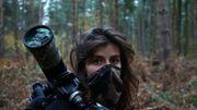 Camille Meunier, photographe animalière...