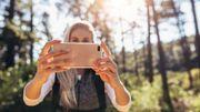Addict aux selfies ? Passez plus de temps dans la nature!