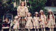 Nancy et ses enfants avant le drame