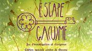 Escape Gaume : un jeu d'énigmes grandeur nature...