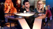 Petit skype avec Oriane et Pierre ce matin à quelques heures de la finale The Voice !