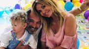 Ingrid Chauvin partage de tendres photos de famille
