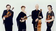 Le Quatuor Artémis à la chapelle musicale Reine Élisabeth