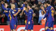 Le Barça et Vermaelen ne font qu'une bouchée du Celta Vigo en Copa del Rey