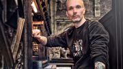 Serge Schoonbroodt, l'artiste HipOrgue