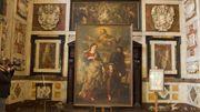 Une oeuvre de Rubens de retour à l'église Saint-Charles-Borromée d'Anvers après 240 ans