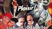13eme Festival du Cirque de Namur jusqu'au 12 novembre  !