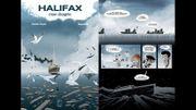 Comics Street: Halifax, Mon Chagrin