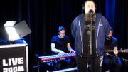 Le colosse Rag'N'Bone Man chante qu'il est un géant pour Calvin Harris