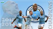 Manchester City, avec Kompany et De Bruyne, n'a pas craqué et s'offre son 6ème titre de champion d'Angleterre