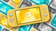 """La nouvelle Switch Lite de Nintendo n'échappe pas au problème du """"Joy-Con Drift"""""""