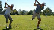 Nos animateurs RTBF s'affrontent au golf pour la bonne cause !