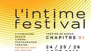 Vos entrées à l'Intime Festival- chapitre 6