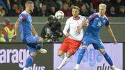 La Suisse s'impose en Islande et a le même nombre de points que les Diables dans le groupe 2