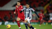 Liverpool se fait remonter par West Bromwich à Anfield, Origi joue les arrêts de jeu